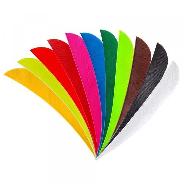 4 Zoll Parabol einfarbig