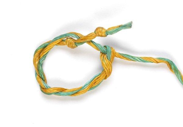 Flemish Sehne Bowyers Knot Dacron
