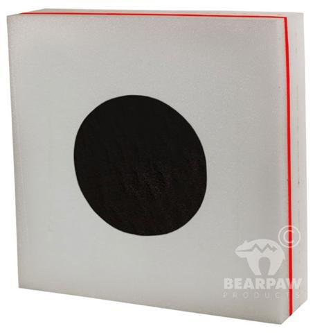 Bearpaw HP Scheibe 3 (80 X 80 X 20 cm)