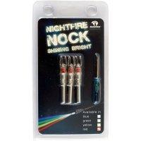 3er Pack Nightfire Nocks